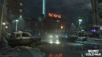 Call Of Duty: Black Ops Cold War's Next Zombies Map Mauer Der Toten Revealed