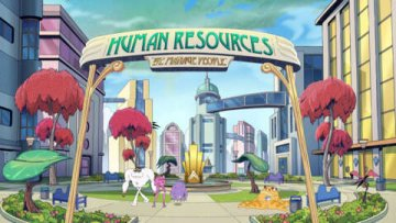 Netflix Announces Big Mouth Spinoff Human Resources