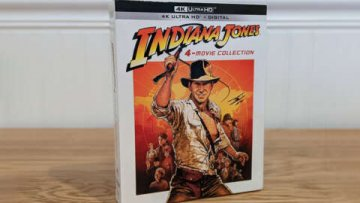 Indiana Jones 4K UHD Collection Contains Handy Map To Follow Indy's Adventures