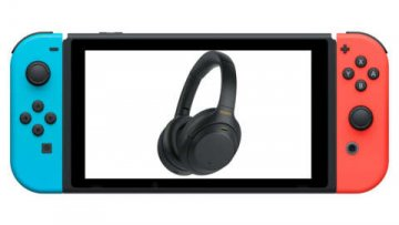 How To Connect Bluetooth Headphones To Nintendo Switch